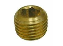 MRO 28843 1/2 BSPT C/S HEX PLUG