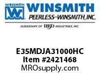 WINSMITH E35MDJA31000HC E35MDJA 80 R 56C WORM GEAR REDUCER