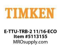 E-TTU-TRB-2 11/16-ECO