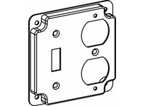 Orbit 4412 4S INDUSTRIAL COVER - TOGGLE SW. / DUP.