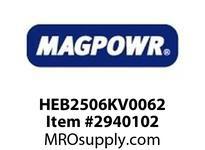 MagPowr HEB2506KV0062 HEB-250 PNEUMATIC BRAKE