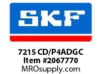 SKF-Bearing 7215 CD/P4ADGC