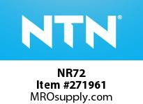 NTN NR72 BRG PARTS(OTHERS)