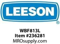LEESON WBF813L MOD - BF MOUNT FOR 813 SERIES / FLANGE LEFT - WASHGUARD