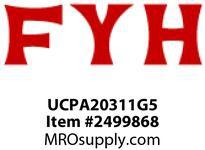 FYH UCPA20311G5 0