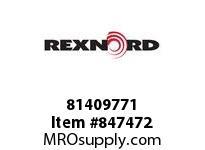 REXNORD 81409771 LF882TK4.5 F1 T2P LF882 TAB 4.5 INCH WIDE TABLETOP CH