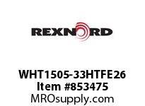 REXNORD WHT1505-33HTFE26 WHT1505-33 1HTF-T26P
