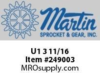 U1 3 11/16 MST Bushing