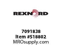 REXNORD 7091838 SR2100102 IP SHAFT ERTH