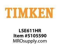 TIMKEN LSE611HR Split CRB Housed Unit Component