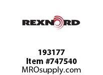 REXNORD 193177 30436 WSHR STL AMR 850
