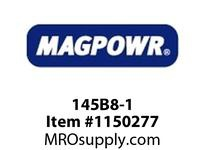 MagPowr 145B8-1 Low Coefficient Pad with Thermocouple
