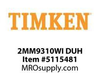 TIMKEN 2MM9310WI DUH Ball P4S Super Precision