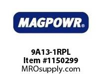 MagPowr 9A13-1RPL Analog Percent Current Meter (0-1 m METERS