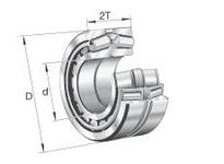 FAG 32048X METRIC TAPERED ROLLER BEARINGS