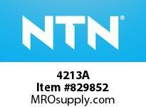 NTN 4213A DOUBLE ROW ANGULAR CONTACT