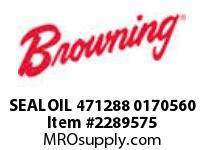 Browning SEALOIL 471288 0170560 RENEWAL PARTS USGM