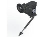 WINSMITH E43MSRXA1440G7 E43MSRX 75 UDLR 56C 2.75 WORM GEAR REDUCER