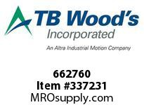 TBWOODS 662760 662760 10SX65MM SF