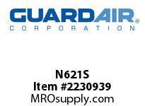 "Nordair N621S 1.5"" Swivel Vinyl Vacuum Hose Cuff"