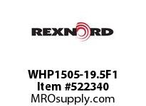 REXNORD WHP1505-19.5F1 WHP1505-19.5 F1 T10P N1 171260