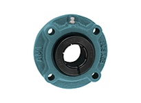 AMI UEFCS207-22 1-3/8 WIDE ACCU-LOC PILOTED FLANGE CARTRIDGE UNIT