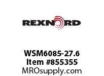 REXNORD WSM6085-27.6 WSM6085-27.6 WSM6085 27.6 INCH WIDE MATTOP CHAIN