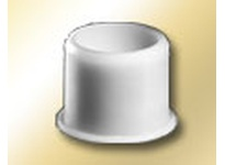 BUNTING NF005712 5/16X 7/16X 3/4 X 9/16X 1/16 Nylon 101 Flange Bearing