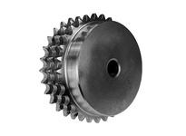 PTI 10B-3-12B METRIC SPROCKET B-HUB TRIPLE
