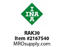 INA RAK30 Pillow block unit