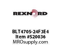 REXNORD BLT4705-24F3E4 BLT4705-24 F3 T4P 148439