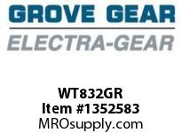 Grove-Gear WT832GR MOD - T Mount for 832 GR Series - Washguard