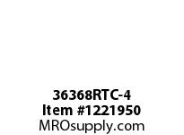 WireGuard 36368RTC-4 RAINTIGHT HINGED RAINTIGHT T/C CABINET