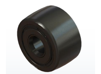 PCI CDCY-10.00 DCB ROLLER YOKE STYLE SEALED BEARING DCB ROLLER CROWNED 10 DIAMETER