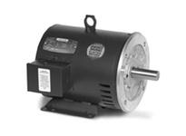 Leeson LM32767 2Hp 3600.145Tc Odp 230/460V 3Ph 60Hz Cont 40C Rigid-C