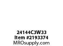 PTI 24144C3W33 SPHERICAL ROLLER BEARING