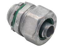 "Bridgeport 429-LTI2 3/8"" liquid tight connector insluated"