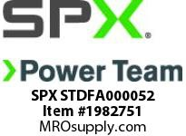 SPX STDFA000052 SCREW