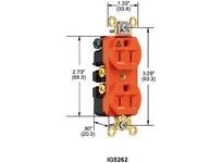 HBL-WDK IG5362I DUP RCPT IG 20A 125V 5-20R IV