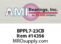 AMI BPPL7-23CB 1-7/16 NARROW SET SCREW BLACK PILLO PLASTIC PILLOW BLK W/O.CS