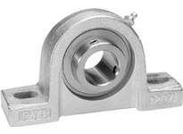 IPTCI Bearing CUCNPP211-35 BORE DIAMETER: 2 3/16 INCH HOUSING: PILLOW BLOCK HOUSING MATERIAL: NICKEL PLATED