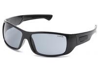 Pyramex SB8520DT Black Frame/Gray Anti-Fog