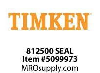 TIMKEN 812500 SEAL Pillowblock accessory