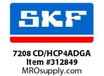 SKF-Bearing 7208 CD/HCP4ADGA