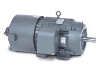 IDM3665T-5 5HP, 1750RPM, 3PH, 60HZ, 184TC, 0640M, TEBC, F1