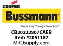 Bussmann CB20222807CAEB CB2000 Series 28-Pole Barrier Strip