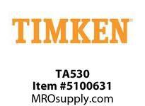 TIMKEN TA530 SRB Plummer Block Component