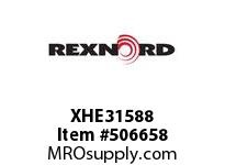 XHE31588 FLANGE CARTRIDGE BLK W/ND 6801581