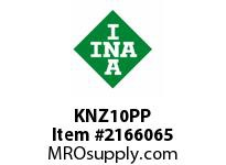 INA KNZ10PP Linear aligning ball bearing