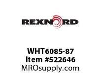 REXNORD WHT6085-87 WHT6085-87 143773